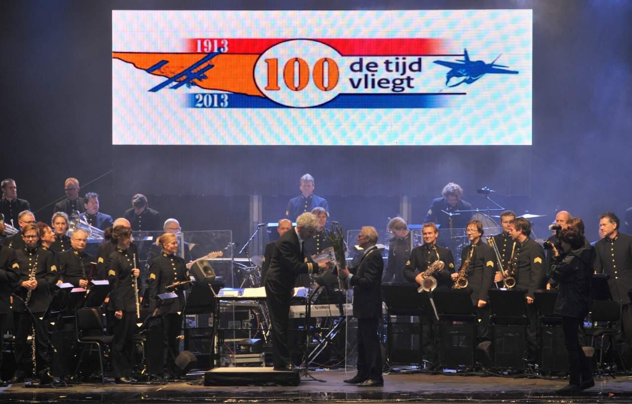 Da Vinci Diner 100 jaar Militaire Luchtvaart