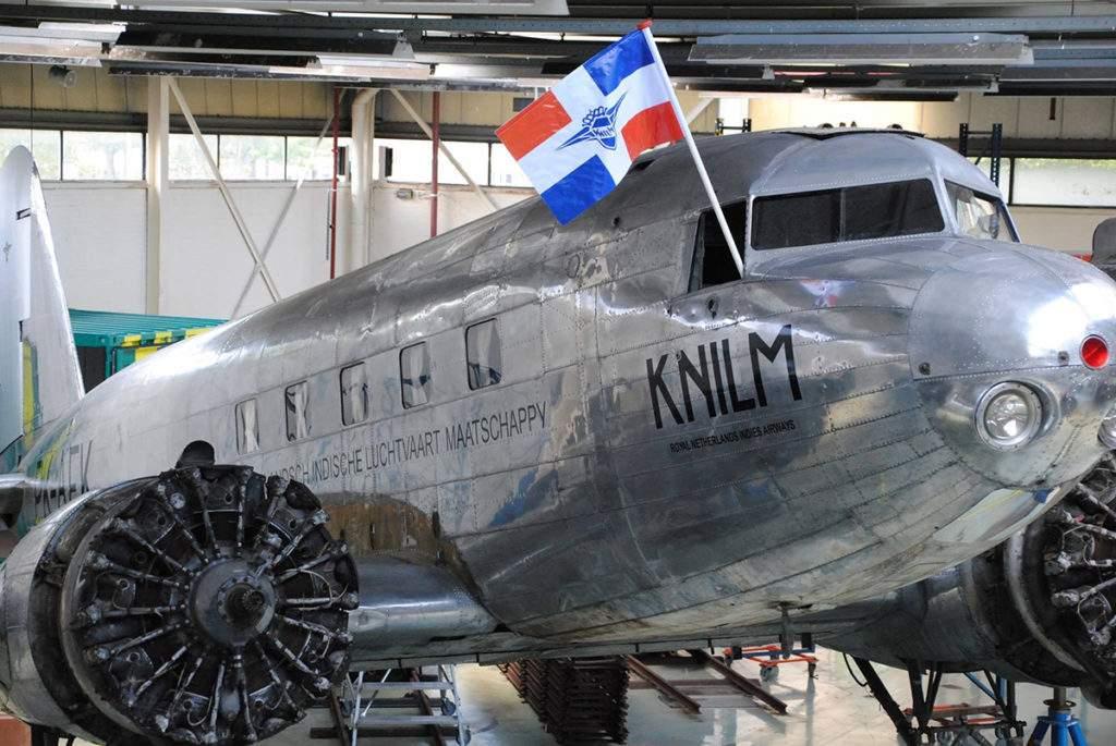 Aanbieding Douglas DC-2